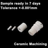 Bloc de guidage en céramique de zircone avancé avec une bonne résistance d'usure des composants fabriqués en Chine fabricant
