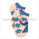 Moderner Patten-hochwertige Baumwollbaby-Socke