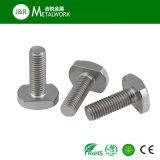 Boulon principal chaud de l'acier inoxydable T de la vente SUS304 SUS316 (DIN787)