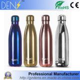 Commerce de gros Joyshaker potable bouteille en acier inoxydable de protéines de la Houle vitreux bouteille d'eau de la Houle