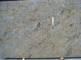 Losas de granito de oro Cyrstal&Mosaicos pisos de granito&Albañilería