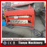 Double Layer deck Corrugated Roof Sheet Tile roll Forming Machine