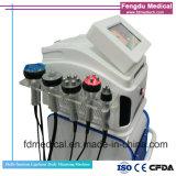 바디 형성을%s Lipolaser 다기능 휴대용 +Cativation+RF+Vacuum 기계