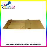 Precio atractivo plegado de papel Caja de regalo para Cosmética Packaging Jar
