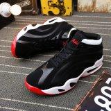 Basketbalschoenen van de Schoenen van de Sport van de Lucht van het Basketbal van de Besnoeiing van Wholesales de Unisex- MEDIO