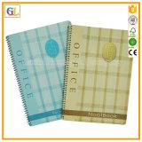 Изготовленный на заказ печатание спиральн тетрадей (OEM-GL025)