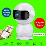 HD WiFi беспроводной веб-камеры Mini снежную бабу IP-камера домашней безопасности детской ПЭТ-Monitor Video Recorder Cam