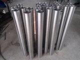 L'acciaio inossidabile ornamentale saldato convoglia il tubo quadrato