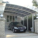 Riparo di alluminio personalizzato dell'automobile del parasole del reticolo di tiro della parte posteriore della trave a mensola