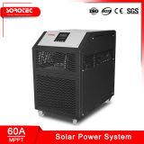 invertitori di energia solare di fattore di potere dell'uscita 6kw 0.9-1.0 con il regolatore solare della carica di MPPT