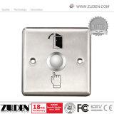 Botón de Salir de la liberación de la puerta de aluminio para Control de acceso