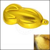 Goldener Auto-Spray-Selbstlack-Farbstoff-Glimmer-Perlen-Pigment