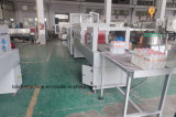 Petit type linéaire machine d'emballage en papier rétrécissable de film de rétrécissement de PE pour 500ml 2000ml Bottle-10-15pack/M