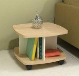 좋은 디자인 꼭대기 끝 /Coffee 유리제 테이블 최신 판매를 가진 나무로 되는 탁자