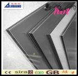 El panel compuesto de aluminio de la capa del PE (3mm*0.15m m) para la decoración interior