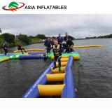 Sosta di galleggiamento gonfiabile dell'acqua, sosta gonfiabile dell'acqua di sport