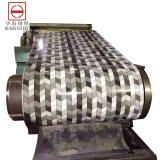 Из стали с полимерным покрытием на заводе сосредоточено катушки