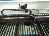 Taglio del laser del CO2 & macchina per incidere per i materiali di cuoio acrilici del metalloide