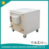 Ls-Jl-100un portátil de filtrado de aceite de la cesta