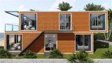 가족은 움직일 수 있는 Prefabricated 콘테이너 집을 소유했다