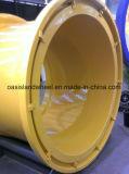 ダンプの車輪のローダーの車輪の縁かブルドーザーの車輪(35-17.00/3.5)