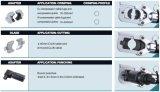 Multifuntion batteriebetriebenes hydraulisches Quetschwerkzeug für 16-300mm2, Funtion, Falz-, Schnitt-und Streifen-, Cu-und Al-Kabel (EZ-60UNV)