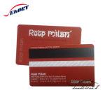 Impressão Offset promocionais foto-realista o cartão de visita de PVC com Código QR