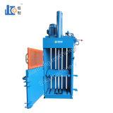 Macchina imballatrice idraulica verticale Vms10-6040 per il riciclaggio dei rifiuti