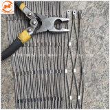 Cuerda de alambre de acero inoxidable de cerco de malla