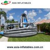 L'eau glissant en parc d'attractions pour l'adulte