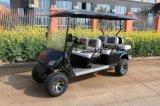 Buggy facente un giro turistico di golf elettrico di 6 Seaters