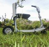 Lazer ao ar livre transformável Scooter de mobilidade eléctrica dobrável