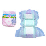 Fornitore a gettare asciutto molle assorbente eccellente dei pannolini del bambino