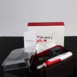 Blanquear la piel de alta calidad remover arrugas piel Lápiz de la PJM Dermapen punzonado