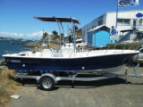 Werkende Boot van de Glasvezel van de Levering van Liya de Zee