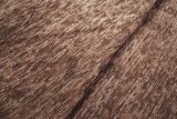 Surtidor tejido llano de China de la tela del café