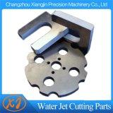 Montaggio di piastra metallica di servizio Waterjet di taglio di alta precisione