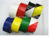 De kleurrijke Afgedrukte Band van de Waarschuwing van Verkeersteken