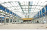 Taller de la estructura de acero de bajo costo de construcción