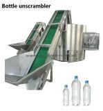 プラスチックびんのためのUnscramblerをソートする自動高速ペット丸ビン