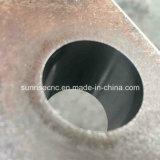 Perforatrice verticale per le flange di piatti d'acciaio e gli strati di tubo