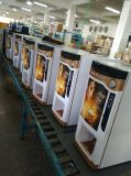 Торговый автомат управляемый монеткой немедленный порошка кофеего F303V