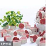 Carne del pollo del alimento de animal doméstico de Halal con el sushi de Pollock para todos los perros