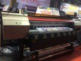 Macchina della stampante di sublimazione della tessile di Xuli 1.8m con la doppia testa Xaar1201