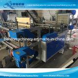 Plastikwegwerfnahrungsmittelgefriermaschine-Beutel in der Walzen-Plastiktasche, die Maschine herstellt