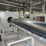 Pipe chaude de HDPE de la vente 160mm de la Chine pour l'approvisionnement et l'évacuation en eau