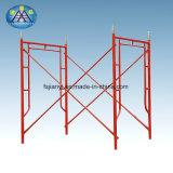 Personalizar Q345 DIP caliente pintado interior y exterior del sistema de bastidor de andamios fabricados en China