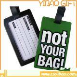 Modifica variopinta di vendita calda dei bagagli del PVC con il marchio su ordinazione di stampa (YB-SM-06)