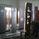 LED 표시 널 소통량 필수 표시 철탑 표시