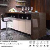 木カラー紫外線食器棚(Fy3521)